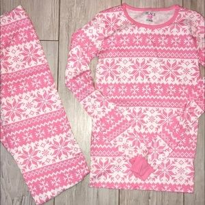 Girls size 12 2 piece Pj set